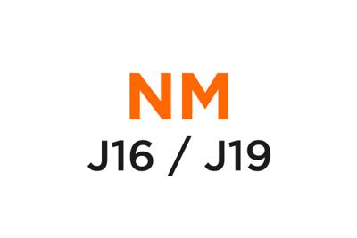 NM J16 og J19