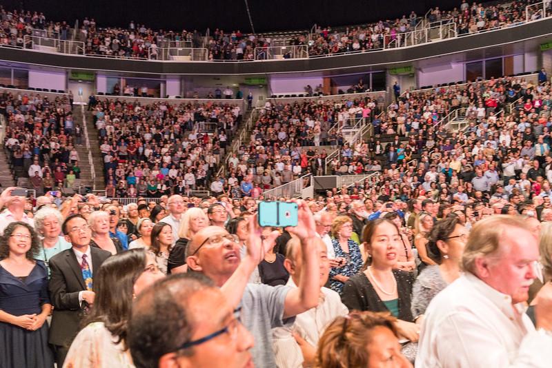 Andre Rieu Concert at San Jose SEP Center, Oct 24, 2017