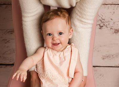 Miss Violet (six month)
