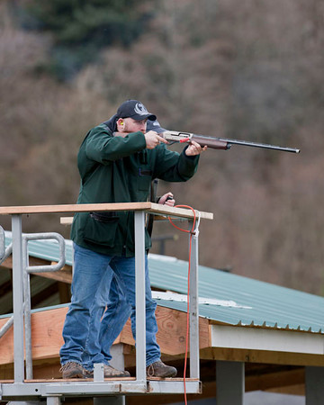 PORTLAND GUN CLUB MARCH SHOOT
