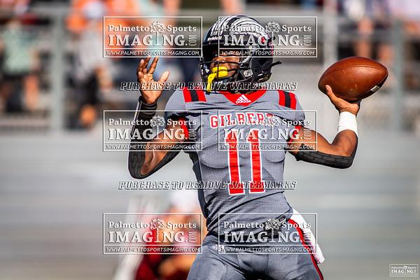 Gilbert vs Lexington Varsity Football 2021