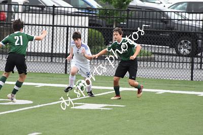 2018-09-08 Trinity Freshmen Boys Soccer vs Covington Catholic