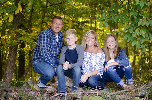 Birdsall Family 2020