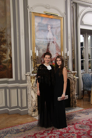 2013 Viennese Ball, Portraits