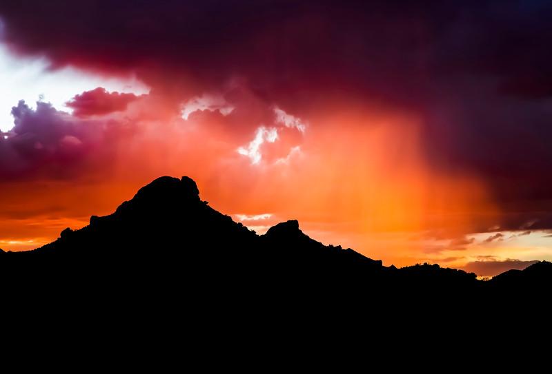 Sunset Monsoon