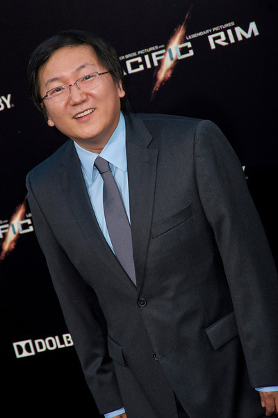 HOLLYWOOD, CA - JULY 09: Actor Masi Oka arrives at the premiere of Warner Bros. Pictures' and Legendary Pictures' 'Pacific Rim' at Dolby Theatre on Tuesday, July 9, 2013 in Hollywood, California. (Photo by Tom Sorensen/Moovieboy Pictures)