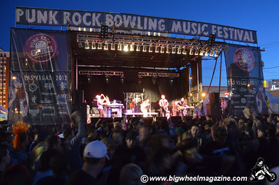 English Beat - Punk Rock Bowling 2012 Music Festival - Las Vegas, NV - May 26, 2012