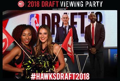 Hawks 2018 Draft Party (6.21.18)