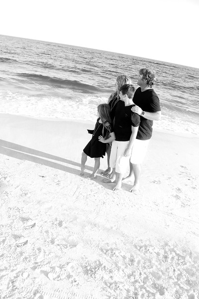 Wesley Family - Faught Beach Pics 2017