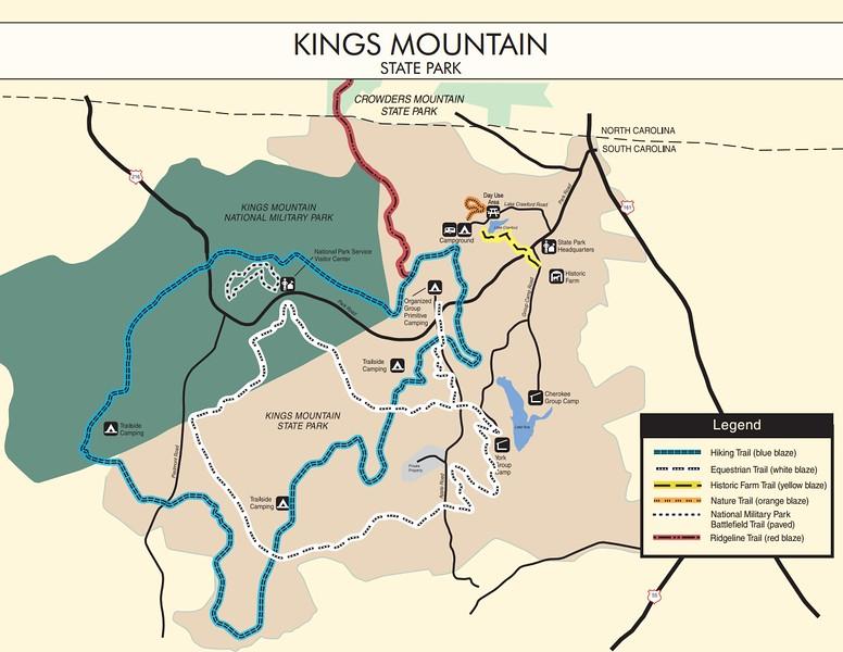 Kings Mountain State Park