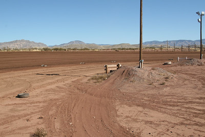 White Sands Speedway - January, 2009