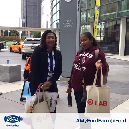 NBMBAA Ford Event Detroit MP4s