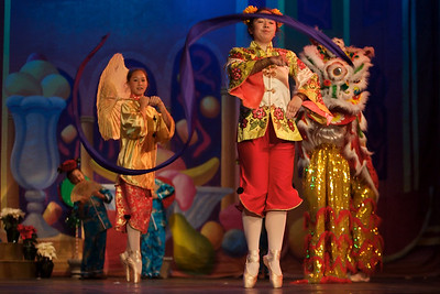 Nutcracker Ballet 2007