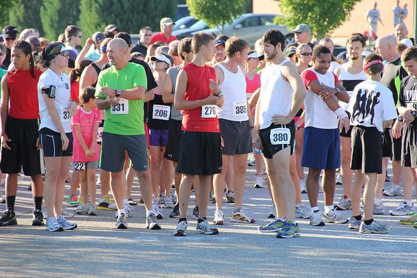 Runners - Starting