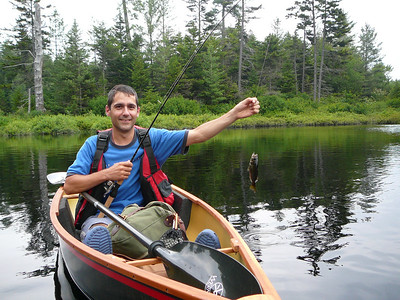 Lake Lila, located in the Adirondacks, NY - July 2006