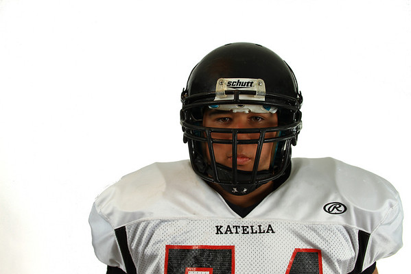 Christian Govea - Katella High School Football