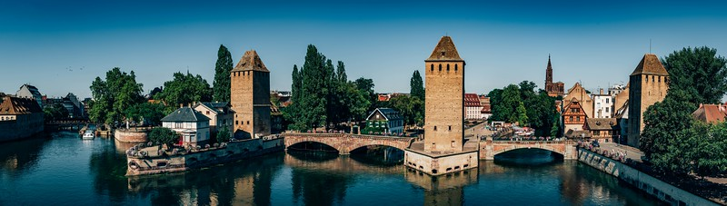 Strasbourg Petite France Pano