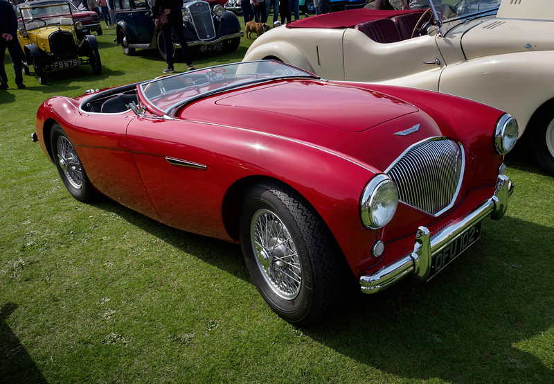 1956 Austin-Healey 100 M
