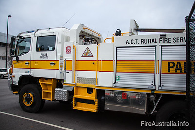 ACT RFS Parks Brigade
