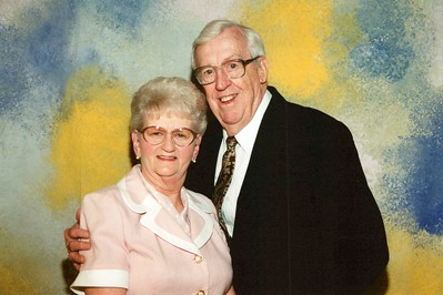 6-17-2000 Bob & Dorothy Green 50th Anniversary @ St. Mary's