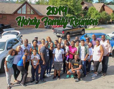 Hardy  Family Reunion 2019