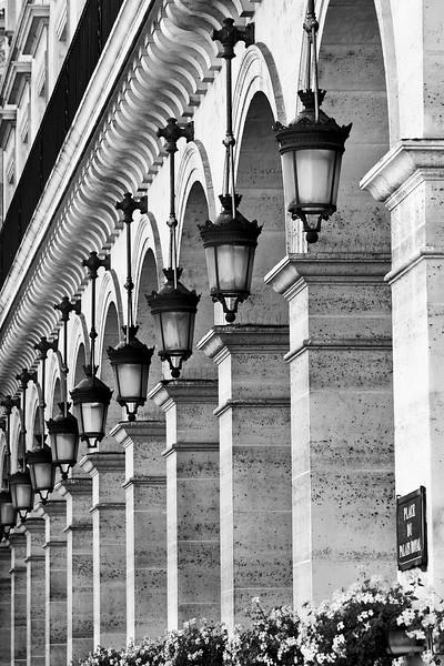 Paris Lamps