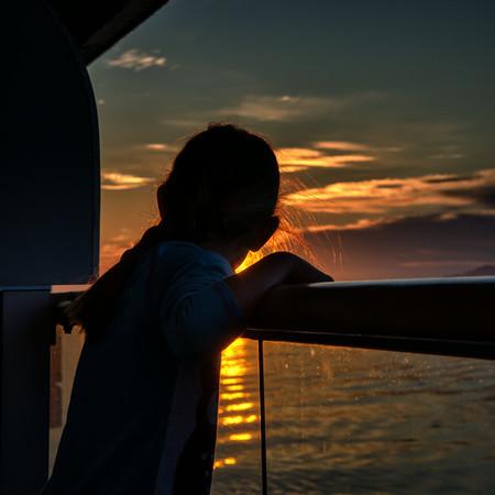Family on 2014 Cruise To Alaska