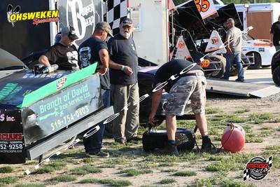 Ohsweken Speedway- August 19th