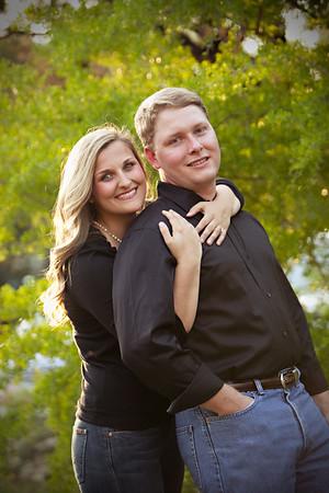 Michael and Caroline's Engagement Portraits