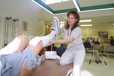 Eastern Rehabilitation Network - Physical Therapists + Portraits - January 28, 2002