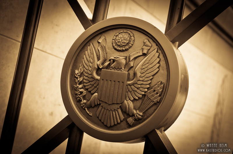 US Seal 3   Photography by Wayne Heim