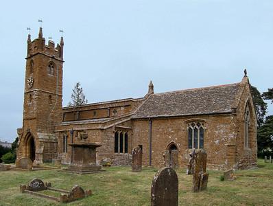St Mary Magdalen, Church of England, Balscote, OX15 6JG