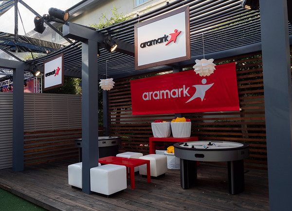 Aramark Spring Break City Year L.A. 2019