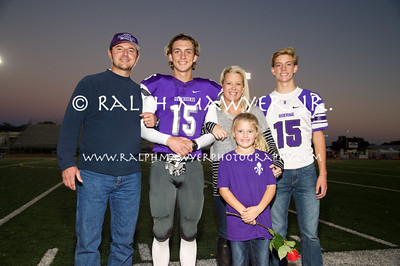 FB - Boerne HS vs Taylor - Senior Night, Dance & Band