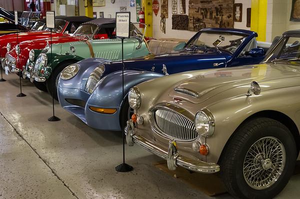 Route 66 Auto Museum, Springfield, MO