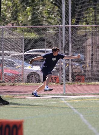 ND Track and Field vs Harvard Westlake 3/23/17