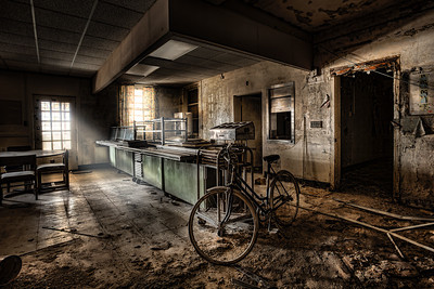 Abandoned Places and Mysterious Things