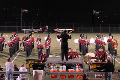 Rangeview game band photos