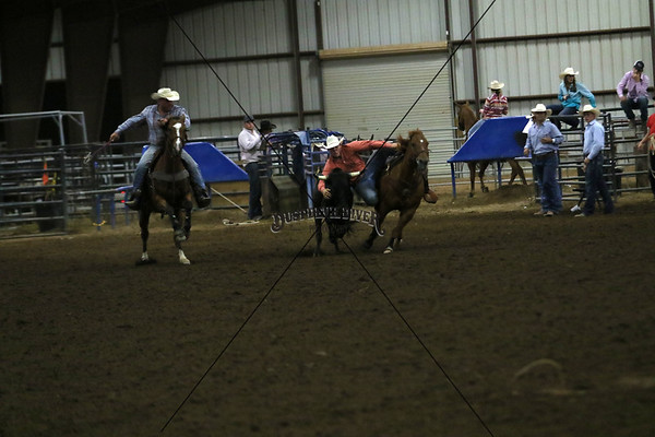 Thursday Night Slack Steer Wrestling