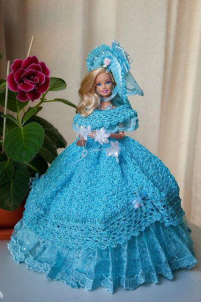 Southern Belle Blue