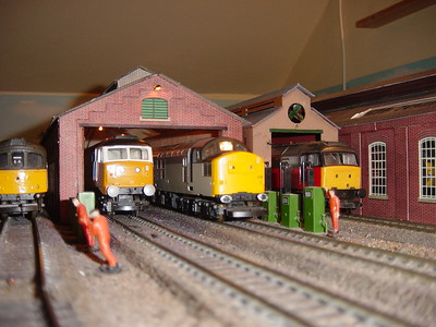2004 - Barton Model Railway