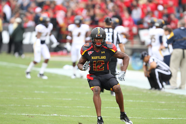 Maryland Football 2011