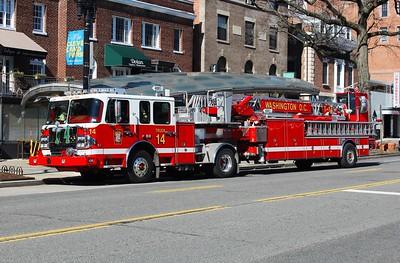 Cleveland  Park Engine 28