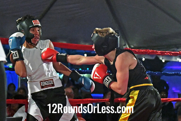 "2016-10-1, Austintown, OH, Lights Out Boxing ""One More Round"""