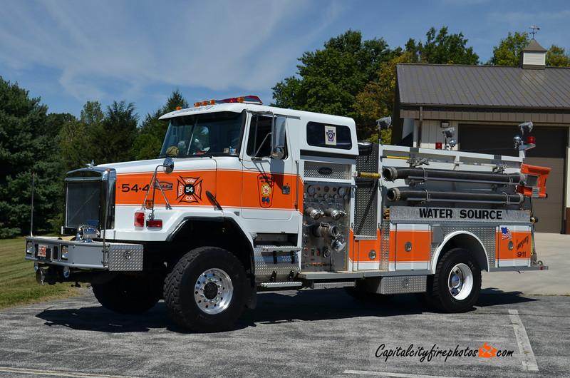 Stewartstown (Eureka Fire Co.) Engine 54-4: 1990 Autocar/Allegheny 1750/750