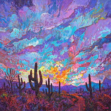 Southwest Landscape Paintings