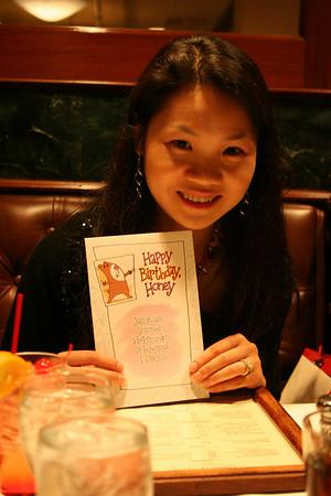 My BDay 2009