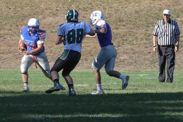 JV Football vs. Cardigan | October 5