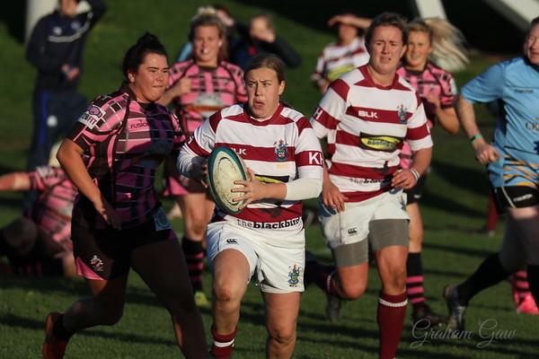 Watsonian Ladies v Ayr Ladies RFC
