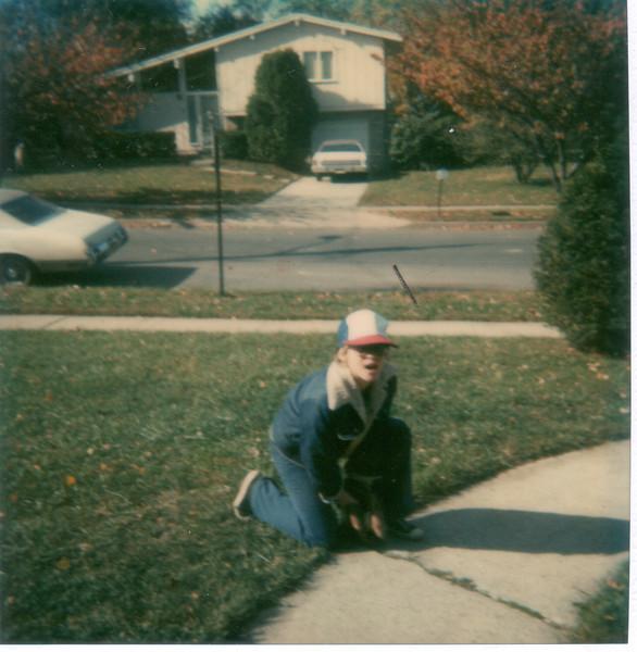 Fun in the neighborhood - Andy B.